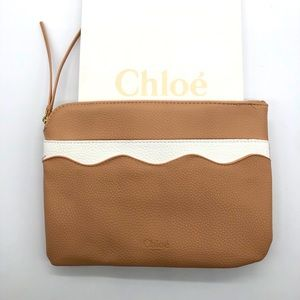 Chloe Makeup Bag NWT